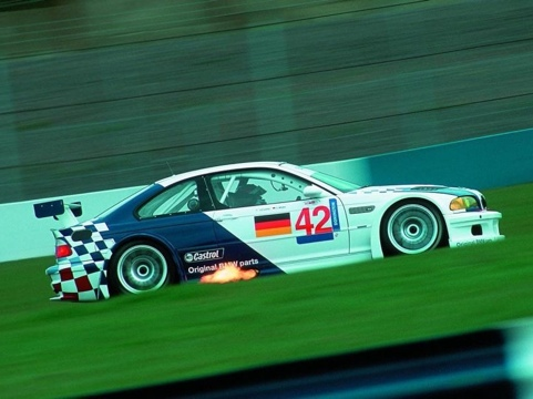 So Good They Banned It BMW M GTR EngageSportMode - 2005 bmw m3 gtr for sale