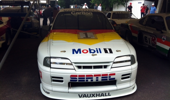 Coolest Carlton ever? TS6000, packing a 6.0 V8 Chevrolet engine with 600 bhp. This car took the 1988 Thundersaloon series.