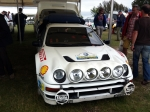 The brutal Ford RS200 Group B monster.