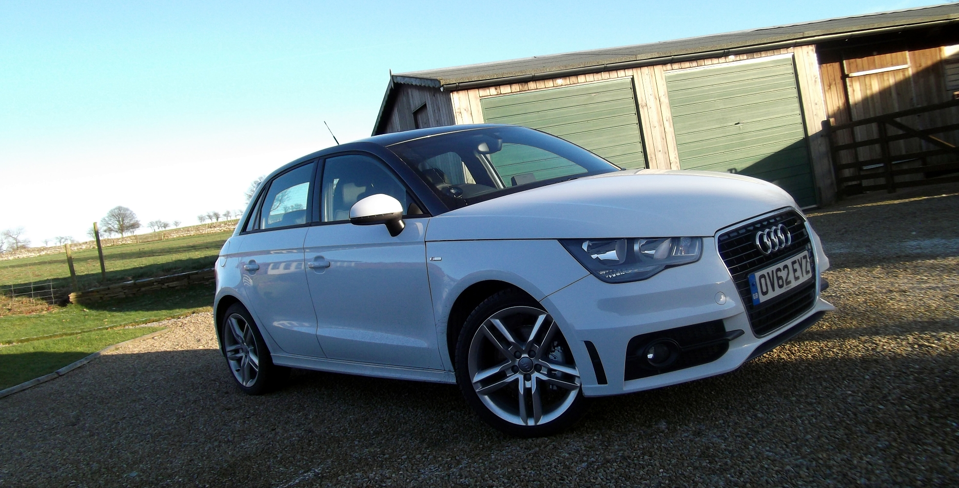 audi a1 sportback 1 4tfsi s line the big review. Black Bedroom Furniture Sets. Home Design Ideas