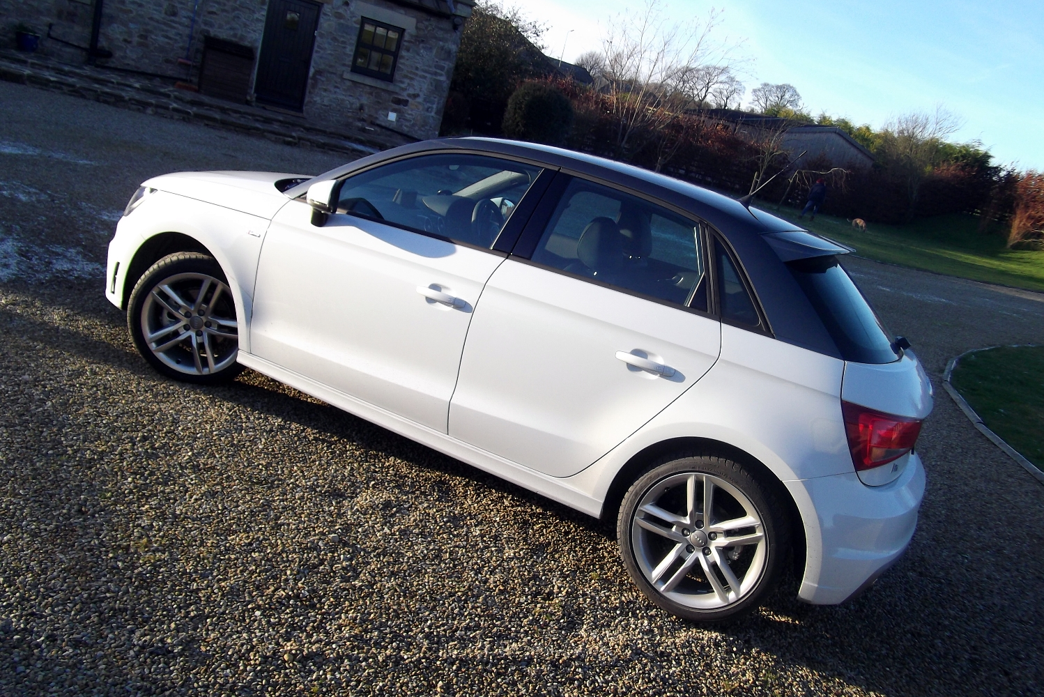 Audi A1 Sportback 1 4tfsi S Line The Big Review