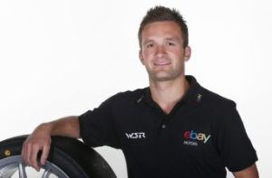 """Colin Turkington looking """"absolutely delighted"""" to be back. (Courtesy of btcc.net)"""