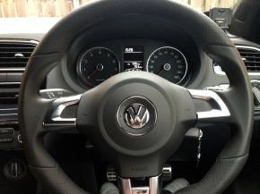 Driver's eye view