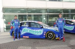 The 2013 Airwaves Racing NGTC Ford Focus