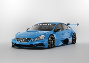 This is actually the Polestar S60 from the Swedish TTA series, but you get the idea.