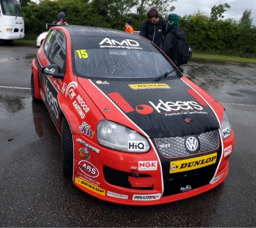 AmD Mk5 Golf GTI from BTCC