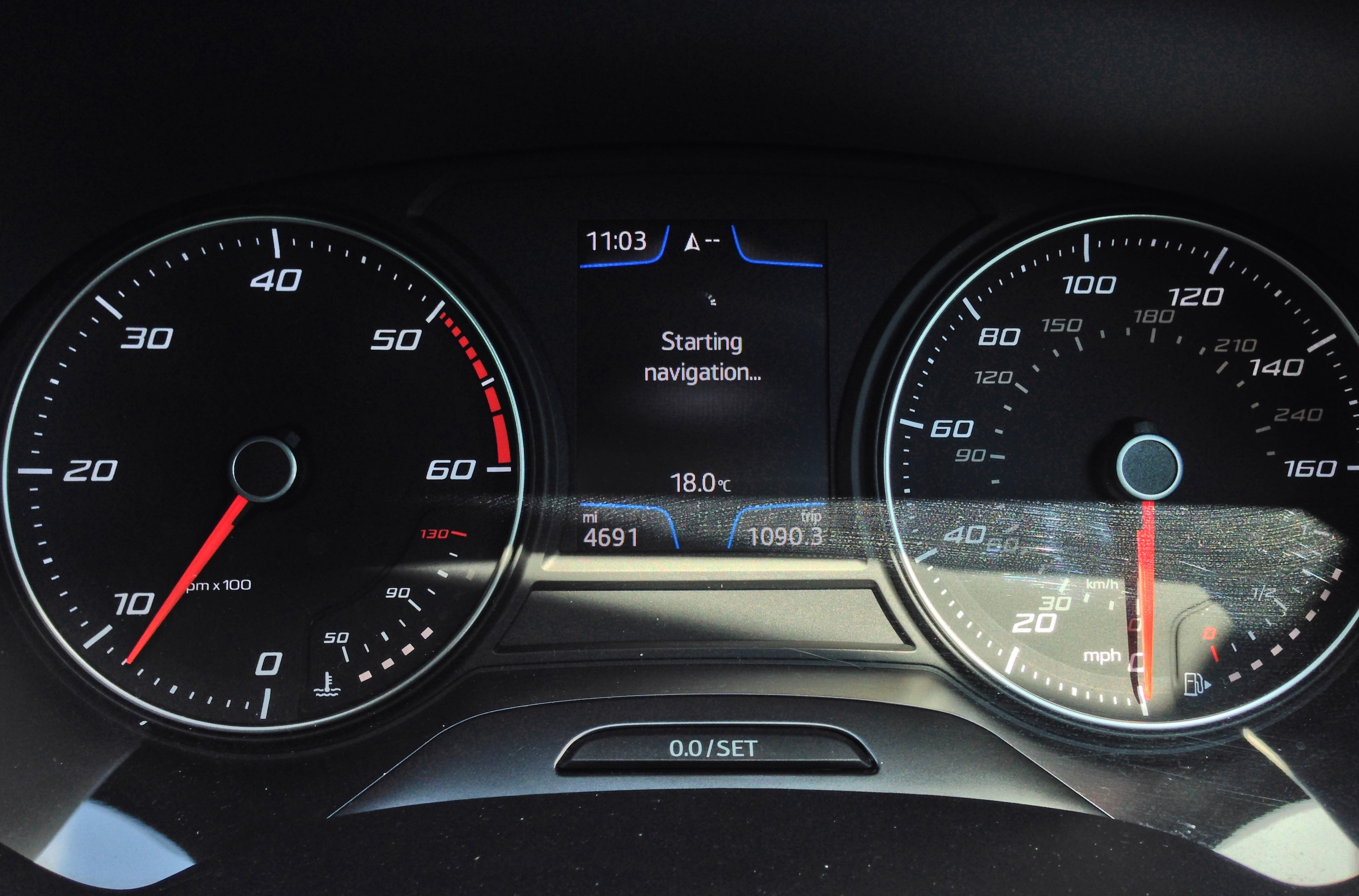 Tame Geek Review  SEAT Leon FR 20 TDI  EngageSportMode
