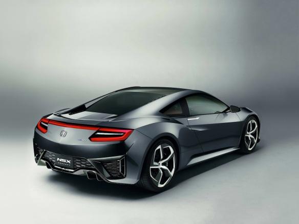 Honda NSX Concept02