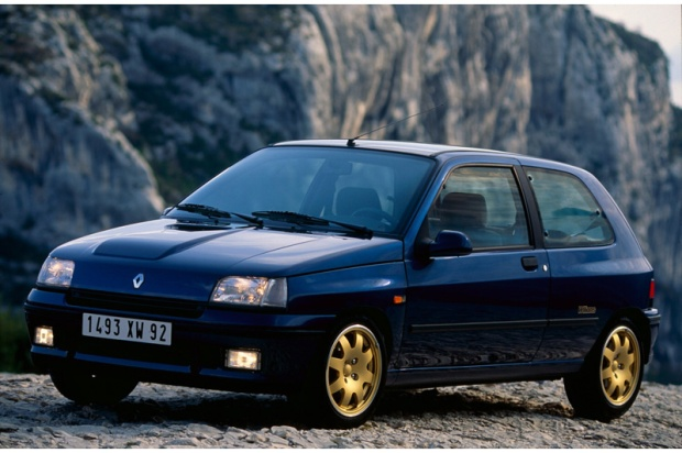 Renault Clio Williams 01
