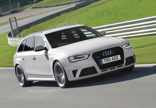 Audi RS4 Avant 01