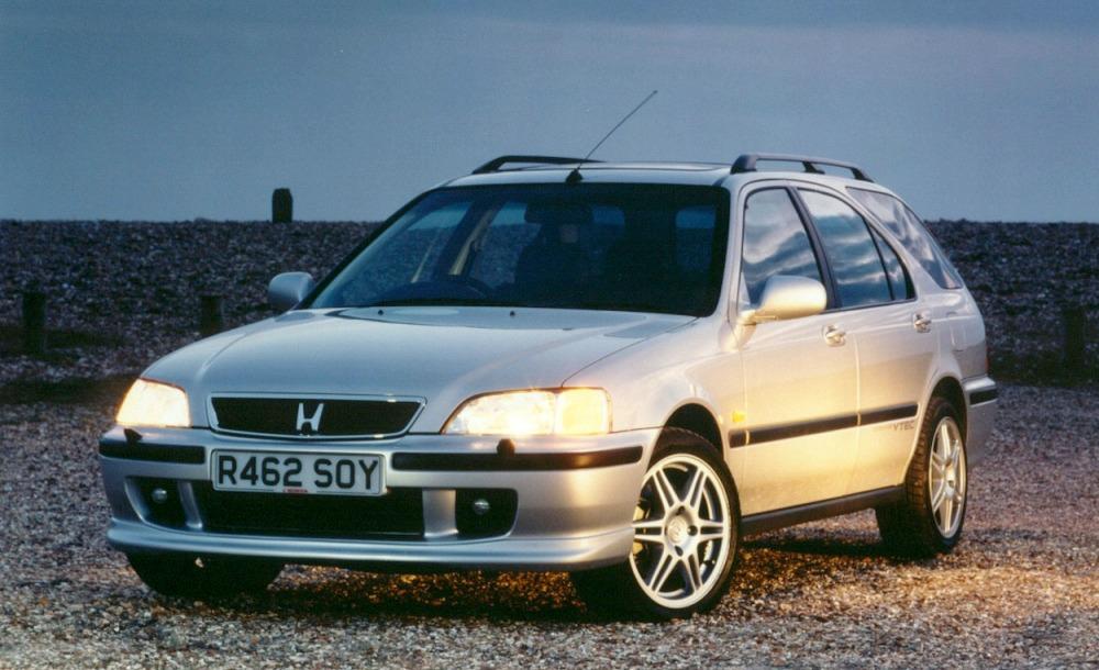 1998 Honda Civic Aero Deck