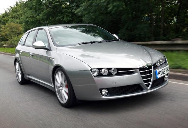 Alfa Romeo 159 Sportwagon 001