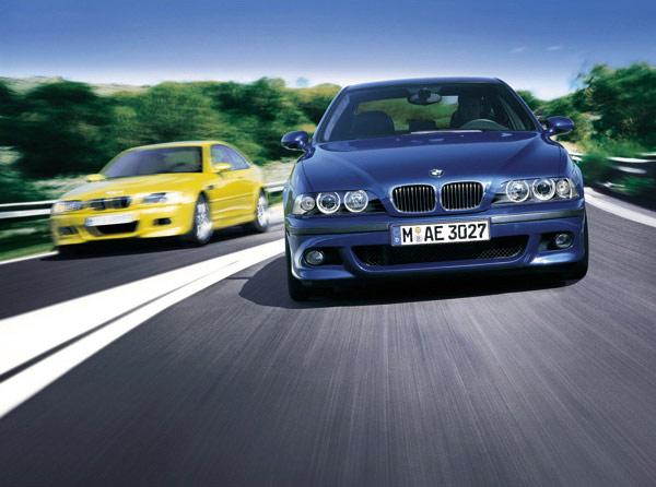 E39 M5 and E46 M3 001