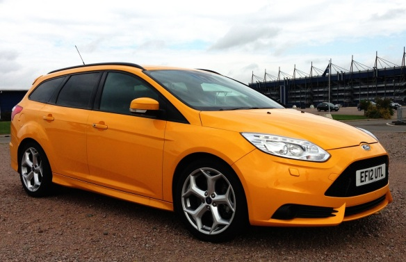 Ford Focus ST Estate Mountune 001