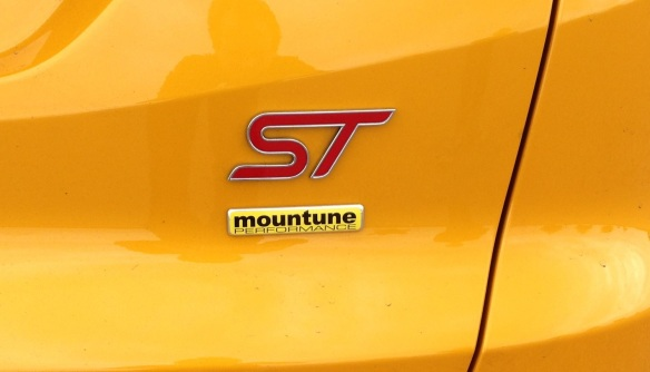 Ford Focus ST Estate Mountune 004