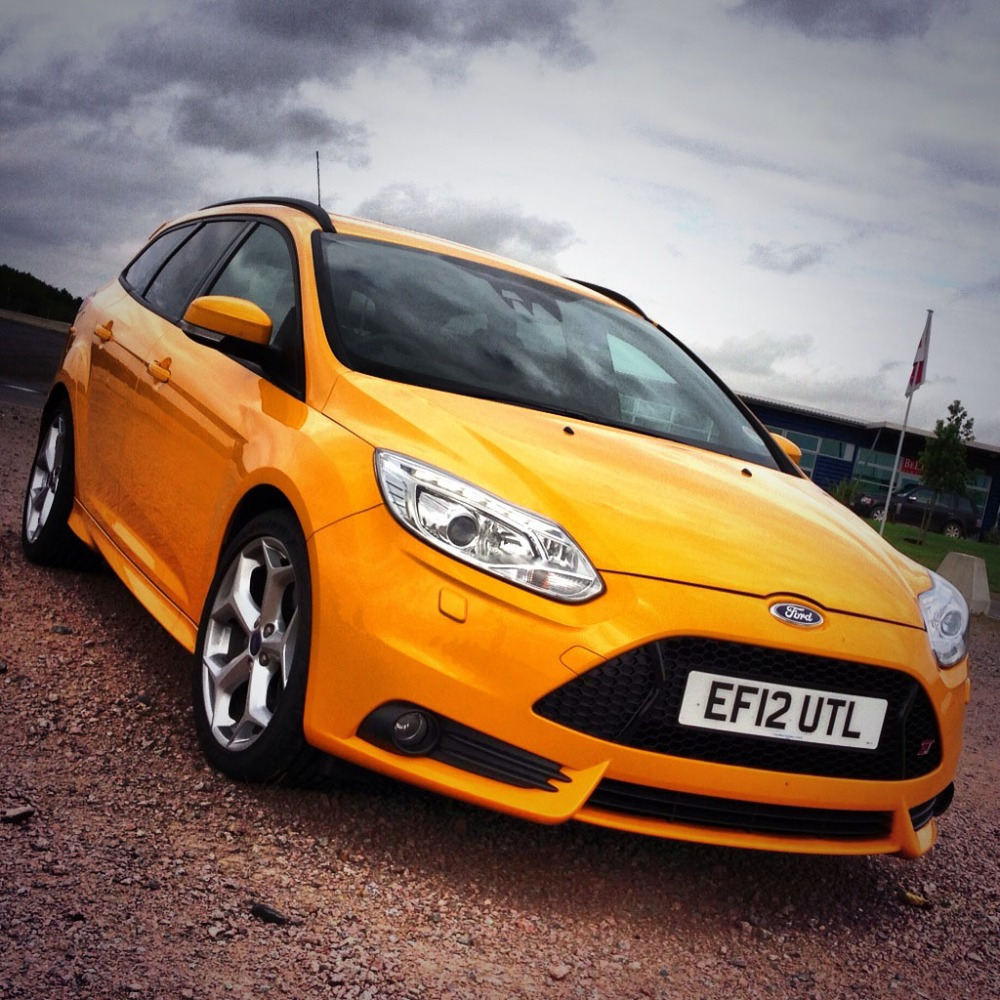 Ford Focus ST Estate Mountune 000