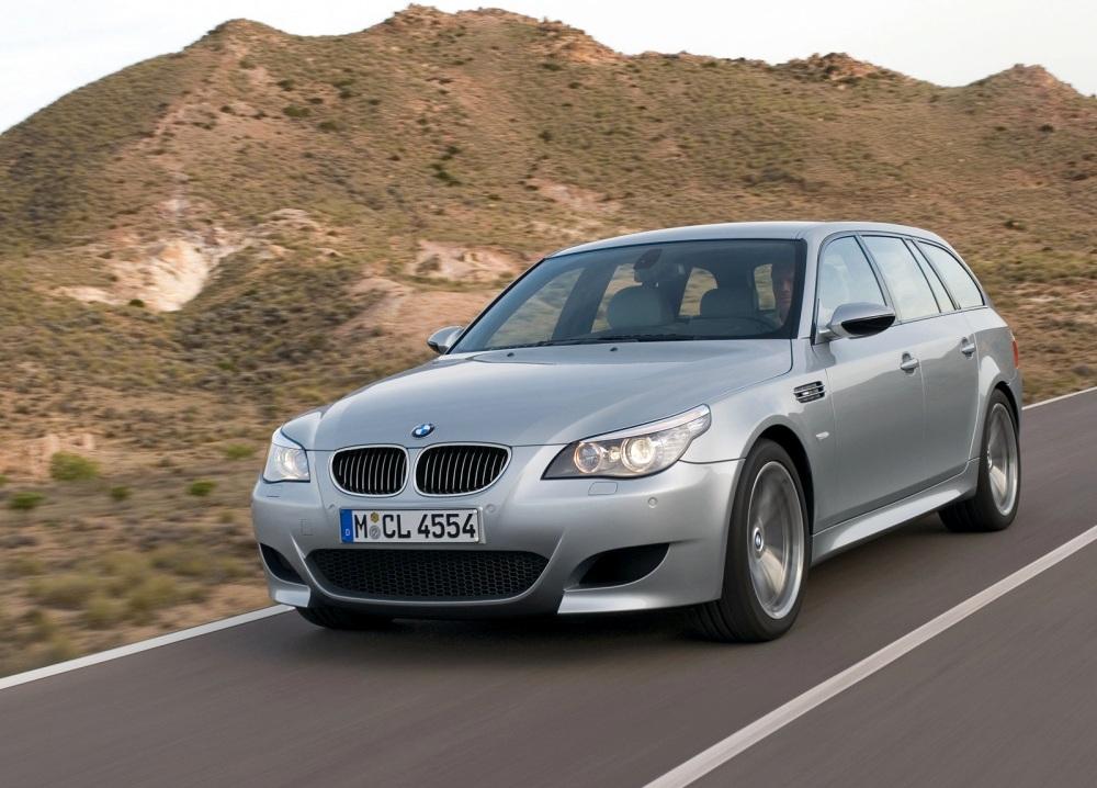 BMW E60 M5 Touring 001