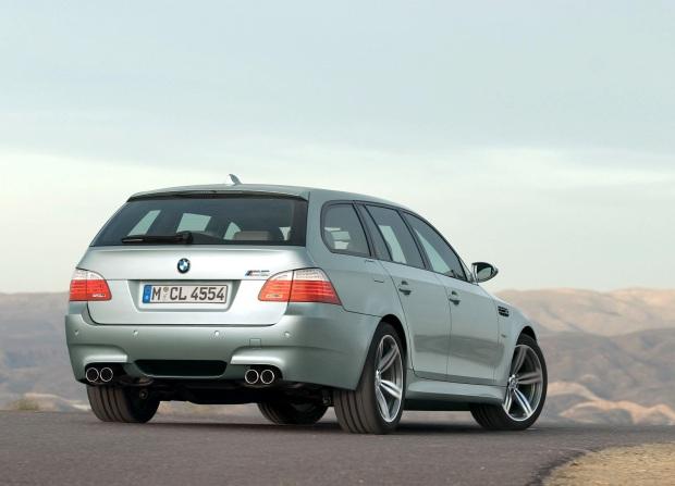 BMW E60 M5 Touring 002