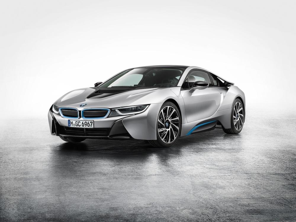 BMW i8 - 001