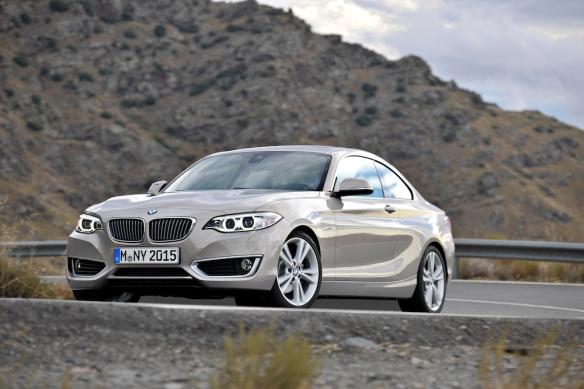 BMW 2 Series Modern Line 001