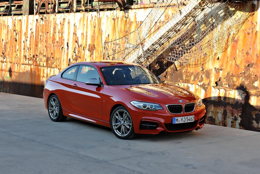 BMW M235i Coupé 001
