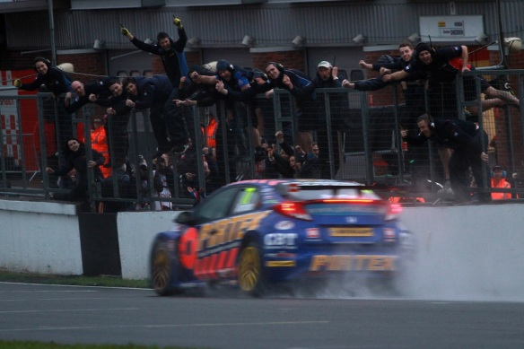 BTCC 2013 Brands Hatch GP 002