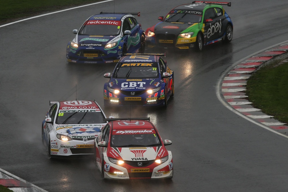 BTCC 2013 Brands Hatch GP 005