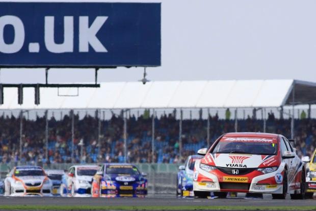 BTCC Silverstone 003