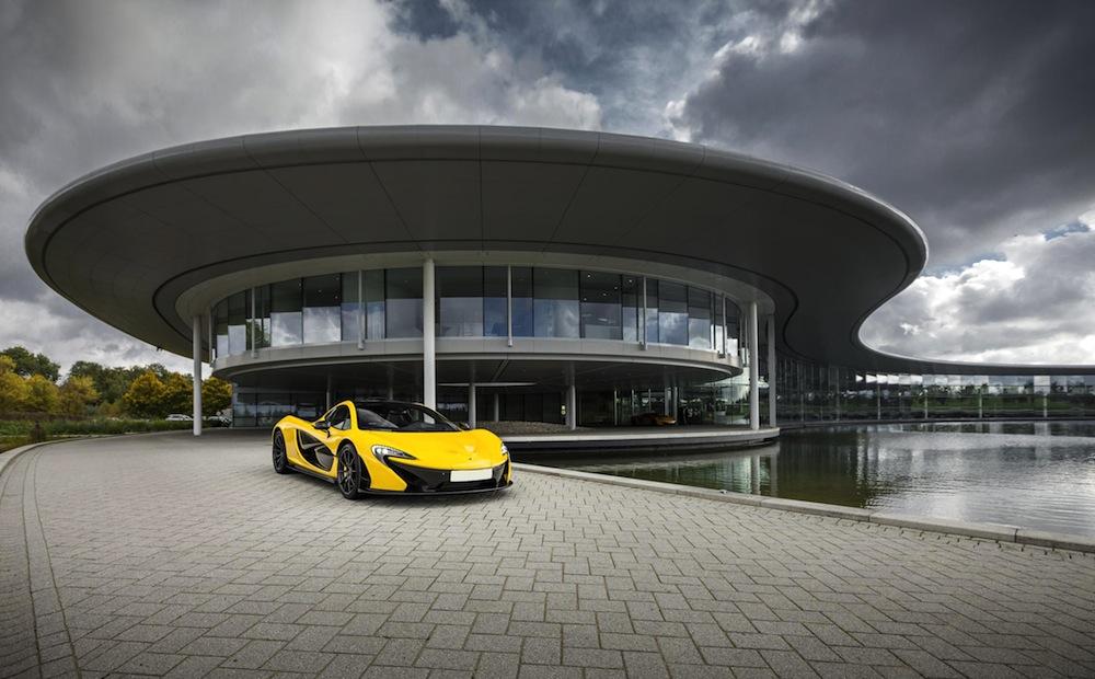McLaren P1 001
