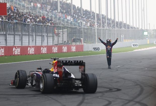 Sebastian Vettel F1 2013 WDC 001