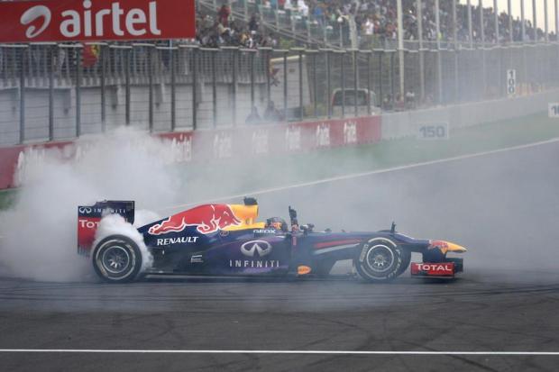 Sebastian Vettel F1 2013 WDC 002