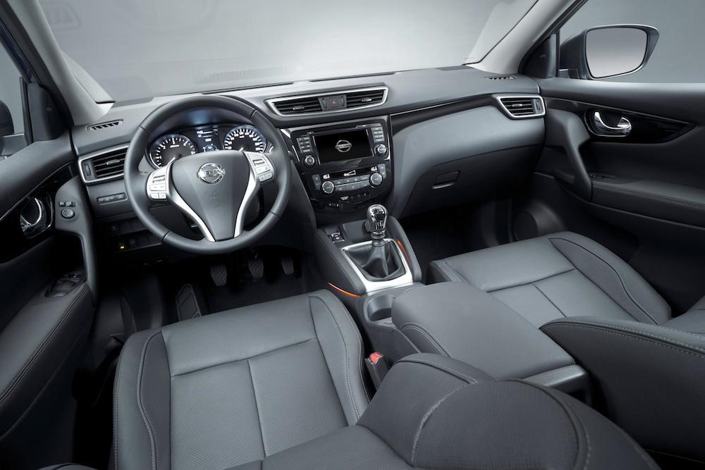 2014 Nissan Qashqai - 010