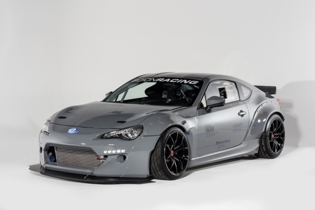 GREEDY x Scion FR-S