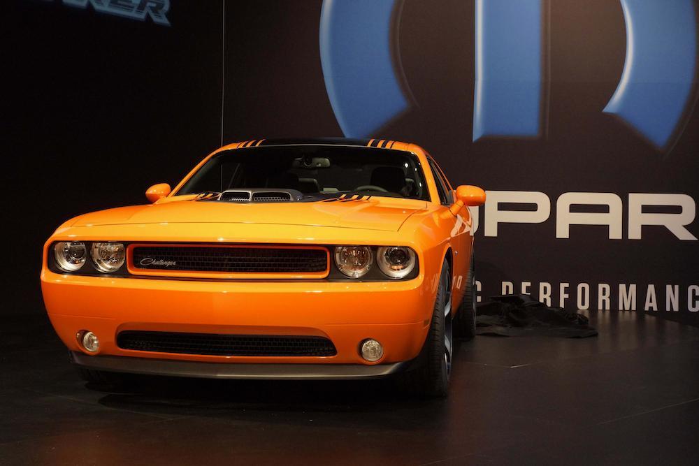 SEMA 2014 Dodge Challenger R:T Shaker 001