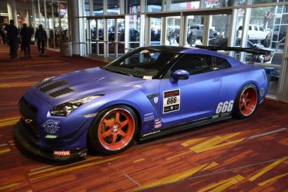 South Side Performance Inc Nissan GT-R