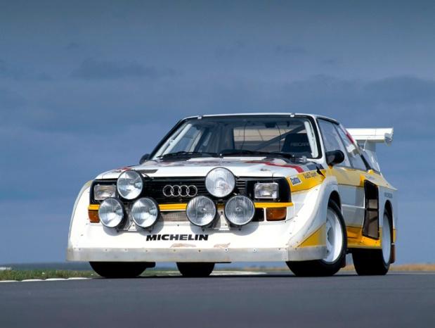 Audi Sport S1 quattro