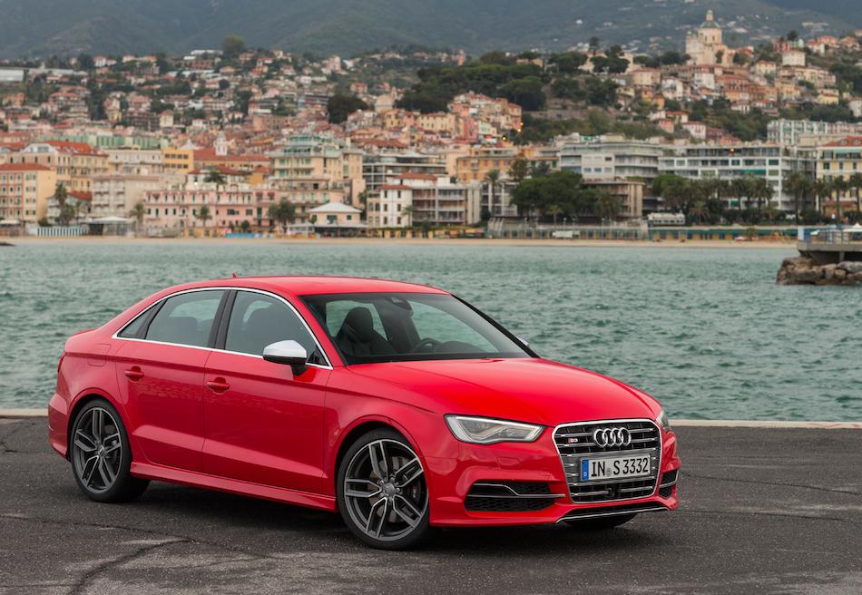 2014 Audi S3 Saloon 001