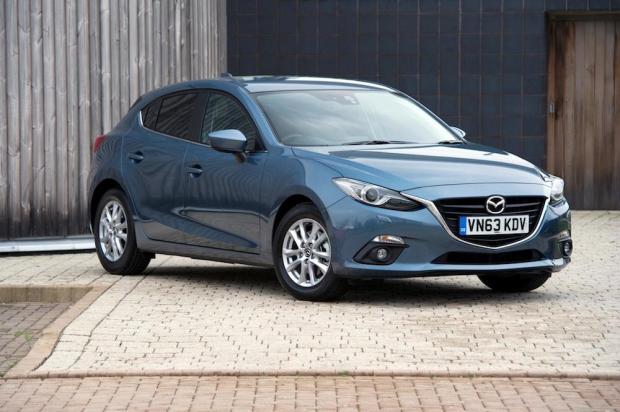 Mazda3 2014 ECotY