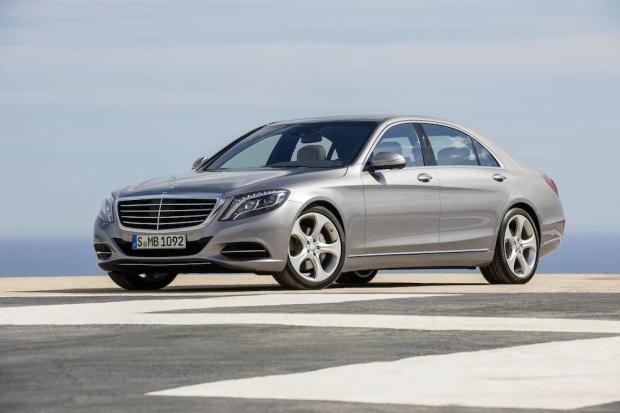 Mercedes-Benz S-Class 2014 ECotY