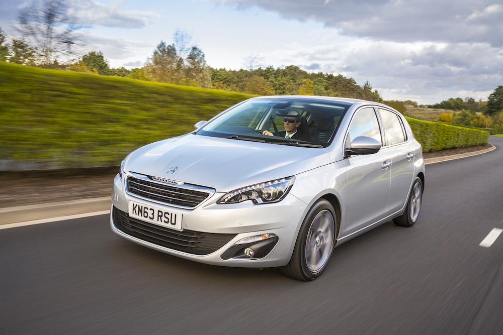 Peugeot 308 2014 ECotY