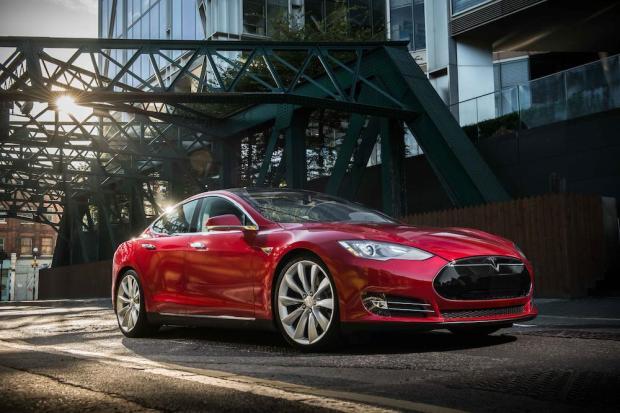 Tesla Model S 2014 ECotY