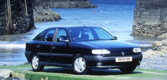 1992 Renault Safrane - Tell me the last time you saw one?