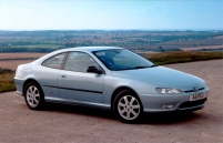 1997 Peugeot 406 - It's a looker