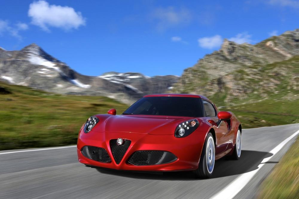 2014 Alfa Romeo 4C 001