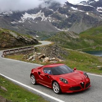 2014 Alfa Romeo 4C 002