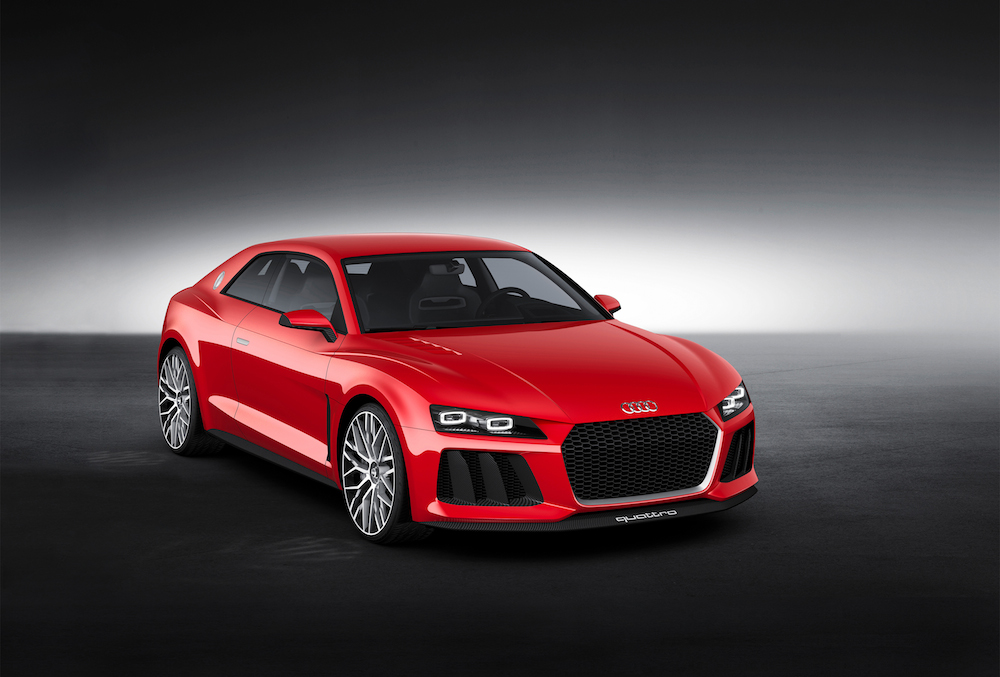 audi sport quattro laserlight concept happy new year engagesportmode. Black Bedroom Furniture Sets. Home Design Ideas