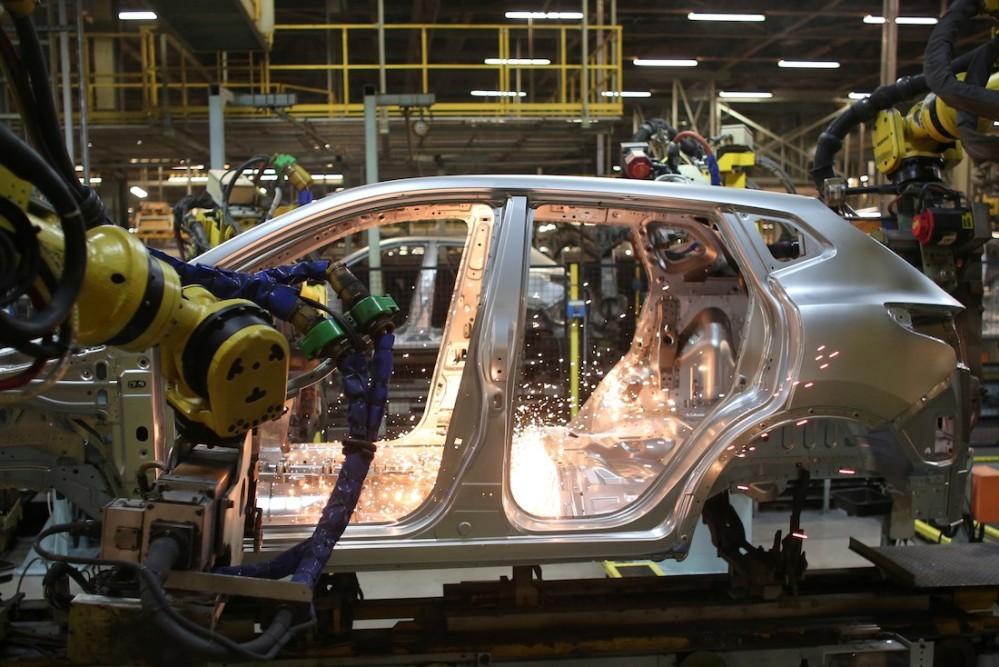 2014 Nissan Qashqai Production 001