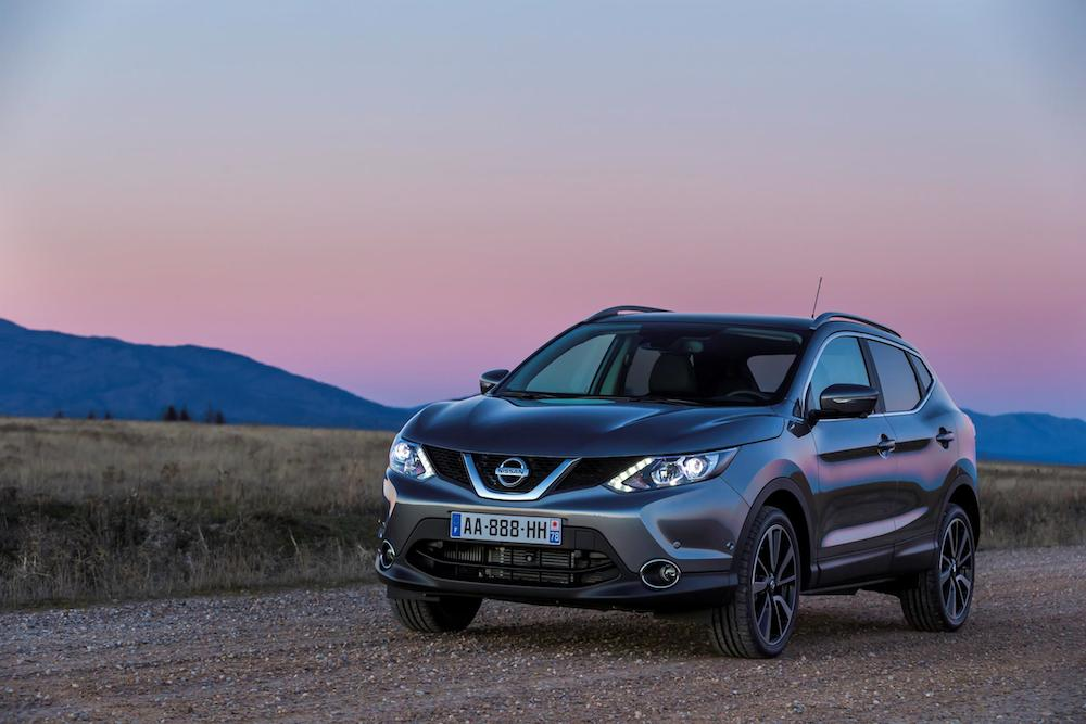 2014 Nissan Qashqai Production 003