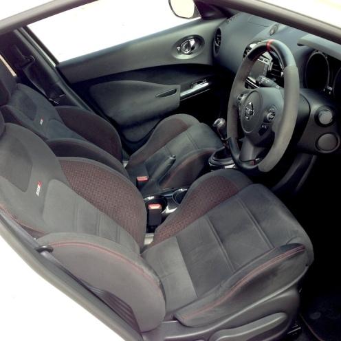 Nissan Juke Nismo Interior 003