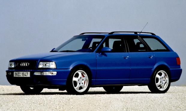 1994 Audi RS2 Avant Nogaro Blue 001